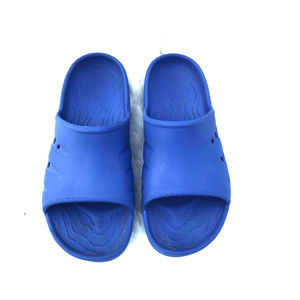 L.L. BEAN Blue Waterproof Slide Sandals